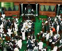 Parl disruptions: Congress accuses BJP of playing politics