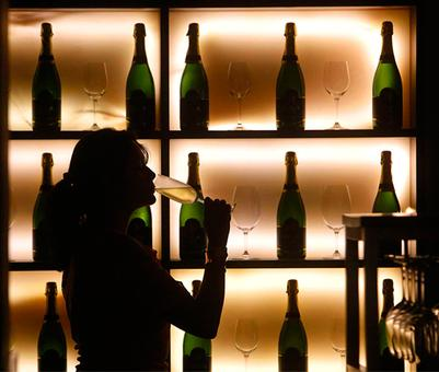 It's a double whammy for liquor industry
