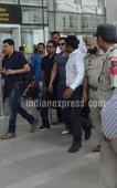 Salman Khan, Ajay, Kajol's busy Monday