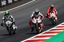 Petrucci punished for Laverty incident