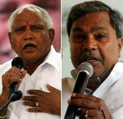 Bengaluru: War of words between Yeddy and Siddu heading towards ugly confrontation