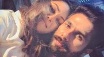 Shahid, Mira are chilling together without baby Misha