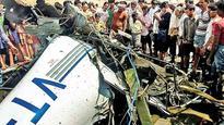 Two killed as plane crashes near Gondia