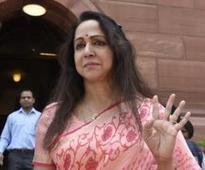 Mathura clash: Hema Malini blames Akhilesh government