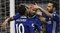 EPL: Chelsea FC defeat Swansea to go 11 points clear at the top