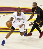 Clippers roll to blowout win over listless Cavaliers