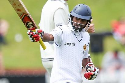 SSC Test: Silva ton puts Sri Lanka in charge against Australia