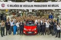 Fiat Palio Sporting marks production milestone of 13 million in Brazil