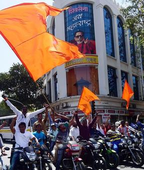 Maha Verdict: Sena on top in Mumbai but BJP has last laugh