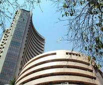 Sensex gains 213 points during pre-noon trade, good buying observed in bankex, capital goods