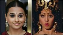 Hansal Mehta wants Vidya Balan to play the late Sridevi in her biopic?