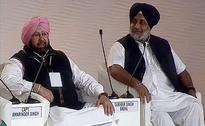 Amarinder Singh, Sukhbir Badal Predict Seats For Parties In Punjab Polls