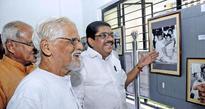Gopinathan Nair turns 95