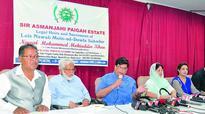 Members of Asman Jah seek KCR's help for treasure