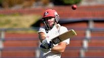 Landmark innings for Fulton