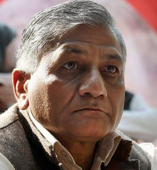 We have failed Asifa, but justice will not be denied: VK Singh