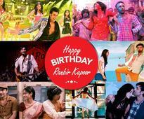 Ranbir Kapoors top 15 songs