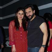 Saif Ali Khan and Kareena Kapoor Khan are having arguments and THIS is the reason!