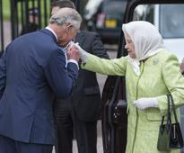 Queen Elizabeth: Woman Sets Fire To Her Hair As She Celebrates 90th Birthday