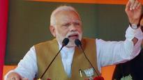 PM Narendra Modi calls for 'long jump' to push socio-economic transformation