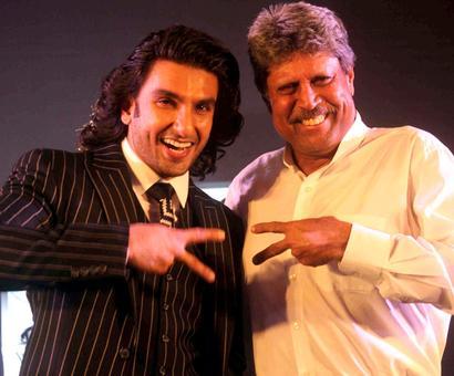 Will Ranveer Singh make a good Kapil Dev? VOTE!