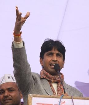 Kumar Vishwas to quit AAP, join BJP?