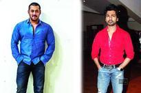 Salman Khan rides to hospital to see Nikhil Dwivedi's newborn