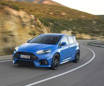 Ford Focus RS: the wild one