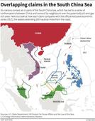 China and Russia are going to hold 'routine' naval drills in the South China Sea