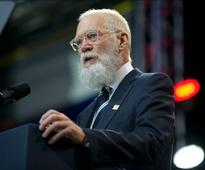 The former band leader of 'Late Show' just explained why David Letterman loves his retirement beard