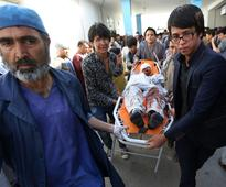 IS claims responsibility for Kabul attack, 80 dead