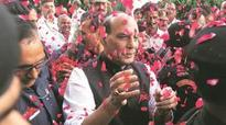 Unanimous support in Parliament for my stand in Pakistan historic: Rajnath