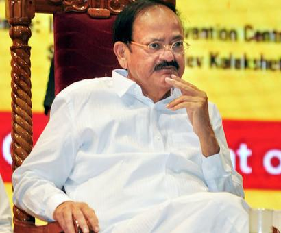 Naidu defends rejecting impeachment notice