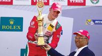 MRF Challenge 2016: Mick Schumacher shines in Round One