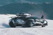 Watch Jon Olsson Climb a Glacier in a Lamborghini Murcielago