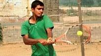 Ajay Malik becomes National Champ with 2 pairs of shoes, 2 racquets