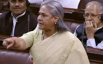 You can protect cows, but not women: Jaya Bachchan lashes out at Centre in Parliament