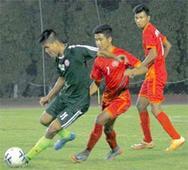 Meghalaya, Assam in Dr T Ao soccer semis