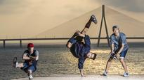 Watch breakdancing champions show off their best moves in spellbinding two-minute video