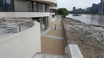 Ground Control complete works at Riverwalk, Vauxhall Bridge London