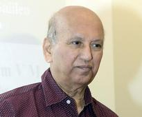 U.R. Rao inducted into the Satellite Hall of Fame