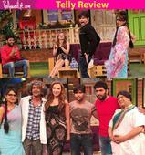 The Kapil Sharma Show: Iulia Vantur and Himesh Reshammiya turn the comedy show into a musical extravaganza