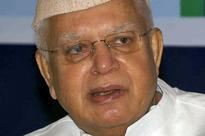 For the Son He Long Denied, ND Tiwari Walks into BJP Office