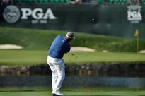 Golf-Ryder Cup captain Clarke calms Stenson injury concerns