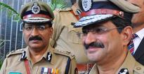 DGP congratulates police officials for successful Ganesh Nimajjanam