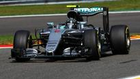 F1: Mercedes driver Nico Rosberg dominates first day of practice at US Grand Prix