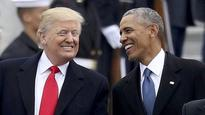 Donald Trump bowled over by Obama's 'beautiful letter' but refuses to share deets