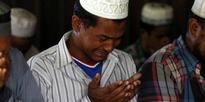 Religious tensions bristle in Myanmar village after mosque destroyed