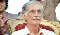 Maintaining law and order is a top priority, says Khattak