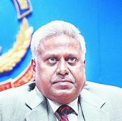 'Something against' Sinha but not enough